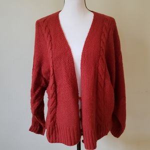 LUCKY BRAND Cozy Knitted Cardigan